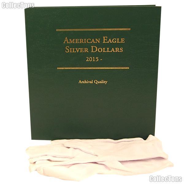 Littleton American Silver Eagles 2015-Date Album LCA79