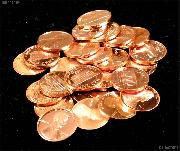 25 Different Proof Lincoln Cents - 1956-Date - Lower Quality