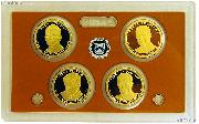 2015 PRESIDENTIAL DOLLAR PROOF SET * 4 Coin U.S. Mint Proof Set