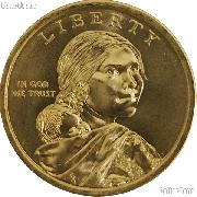 2015-D Native American Dollar BU 2015 Sacagawea Dollar SAC