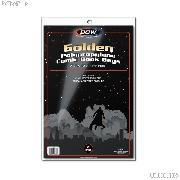 Golden Age Comic Book Bags Polypropylene - Pack of 100 by BCW