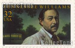 1995 Tennessee Williams - Literary Arts Series 32 Cent US Postage Stamp MNH Sheet of 20 Scott #3002