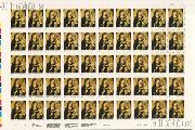 1995 Madonna and Child - Christmas Series 32 Cent US Postage Stamp MNH Sheet of 50 Scott #3003