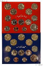 2015 Mint Set - All Original 28 Coin U.S. Mint Uncirculated Set