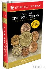 The Official Red Book: A Guide Book of Civil War Tokens 2nd Edition - Bowers
