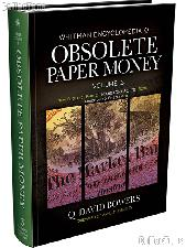 Whitman Encyclopedia of Obsolete Paper Money Volume 3 - Q. David Bowers