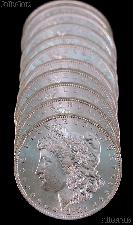 1881 BU Morgan Silver Dollars from Original Roll