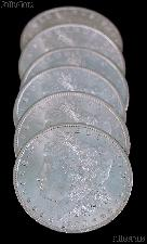1900-O BU Morgan Silver Dollars from Original Roll