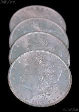 1889 BU Morgan Silver Dollars from Original Roll