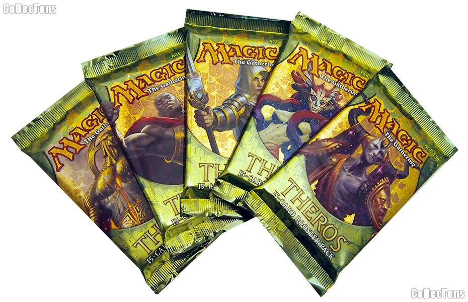 MTG Theros - Magic the Gathering Booster Pack