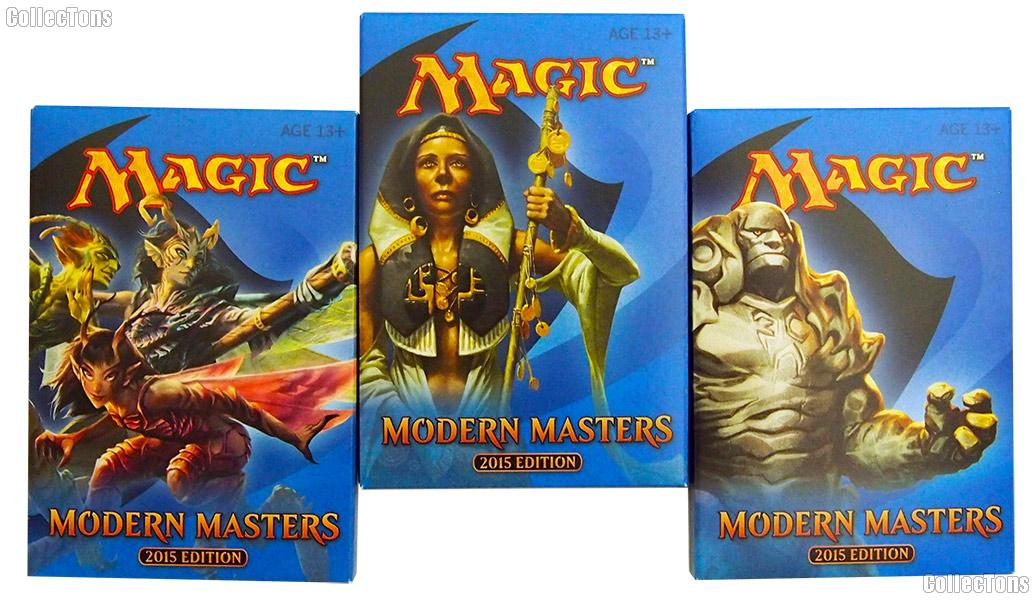 MTG Modern Masters 2015 Edition - Magic the Gathering Booster Pack