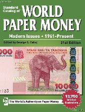 Krause Standard Catalog of World Paper Money Modern Issues 1961-Present, 21st Edition