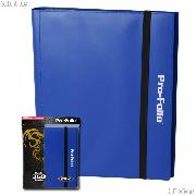 BCW Gaming PRO-FOLIO Album for 360 Cards in Blue