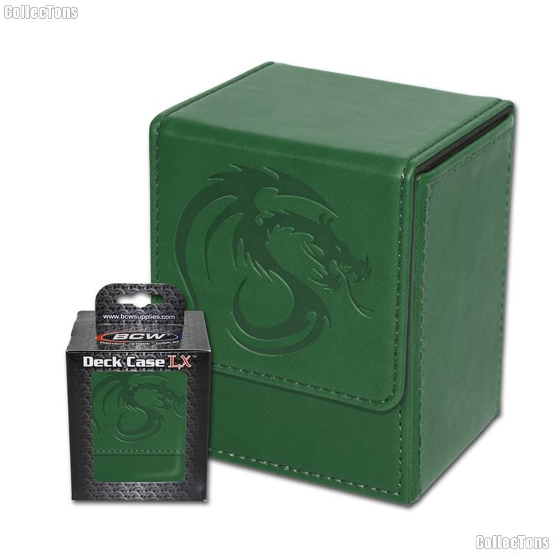 BCW Gaming Deck Case LX in Green
