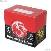 BCW Gaming Deck Case TANDEM in Red