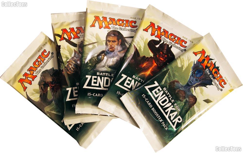 MTG Battle for Zendikar - Magic the Gathering Booster Pack