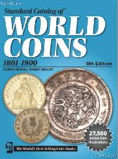 Krause Standard Catalog of World Coins 1801-1900 8th Edition - Paperback