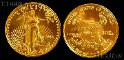 2016 GOLD $5 American Eagle - 1/10th Ounce