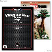 Magazine Storage Bags by BCW Pack of 50 MYLAR Magazine Bags