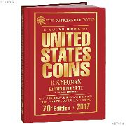 Whitman Red Book United States Coins 2017 - Hard Cover