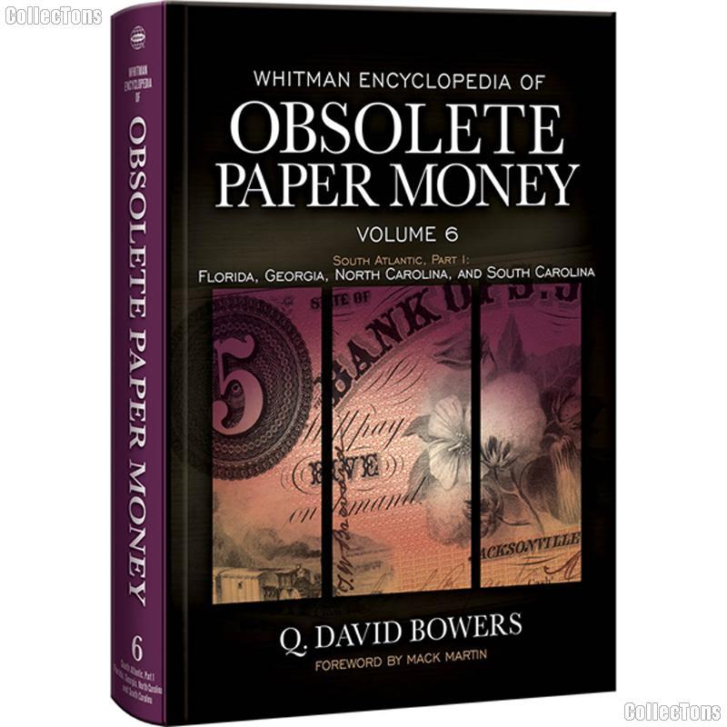 Whitman Encyclopedia of Obsolete Paper Money Volume 6 - Q. David Bowers