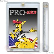 Sports Card Holder Magnetic by Pro-Mold Super Thick Magnetic Card Holder 180 Point