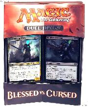 MTG Blessed vs. Cursed - Magic the Gathering DUEL DECKS Factory Sealed Box