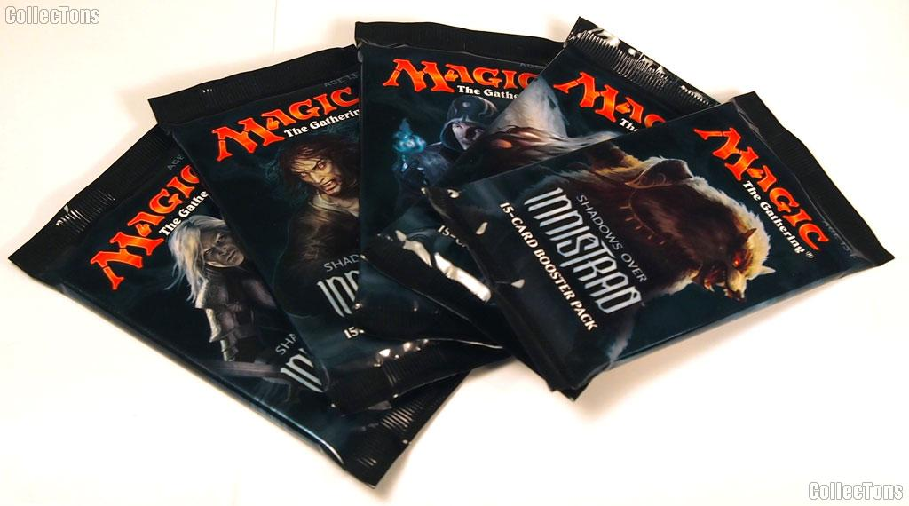 MTG Shadows Over Innistrad - Magic the Gathering Booster Pack