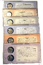 U.S. Mint First Day Covers (FDC) for Presidential Dollars