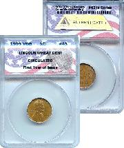 CollecTons Keepers #43: 1909 VDB Lincoln Wheat Cent Certified in Exclusive ANACS Circulated Holder