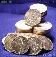 1883-O BU Morgan Silver Dollars from Original Roll