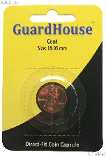 Guardhouse Coin Capsule Direct Fit Coin Holder for CENTS