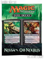 MTG Nissa vs. Ob Nixilis - Magic the Gathering DUEL DECKS Factory Sealed Box