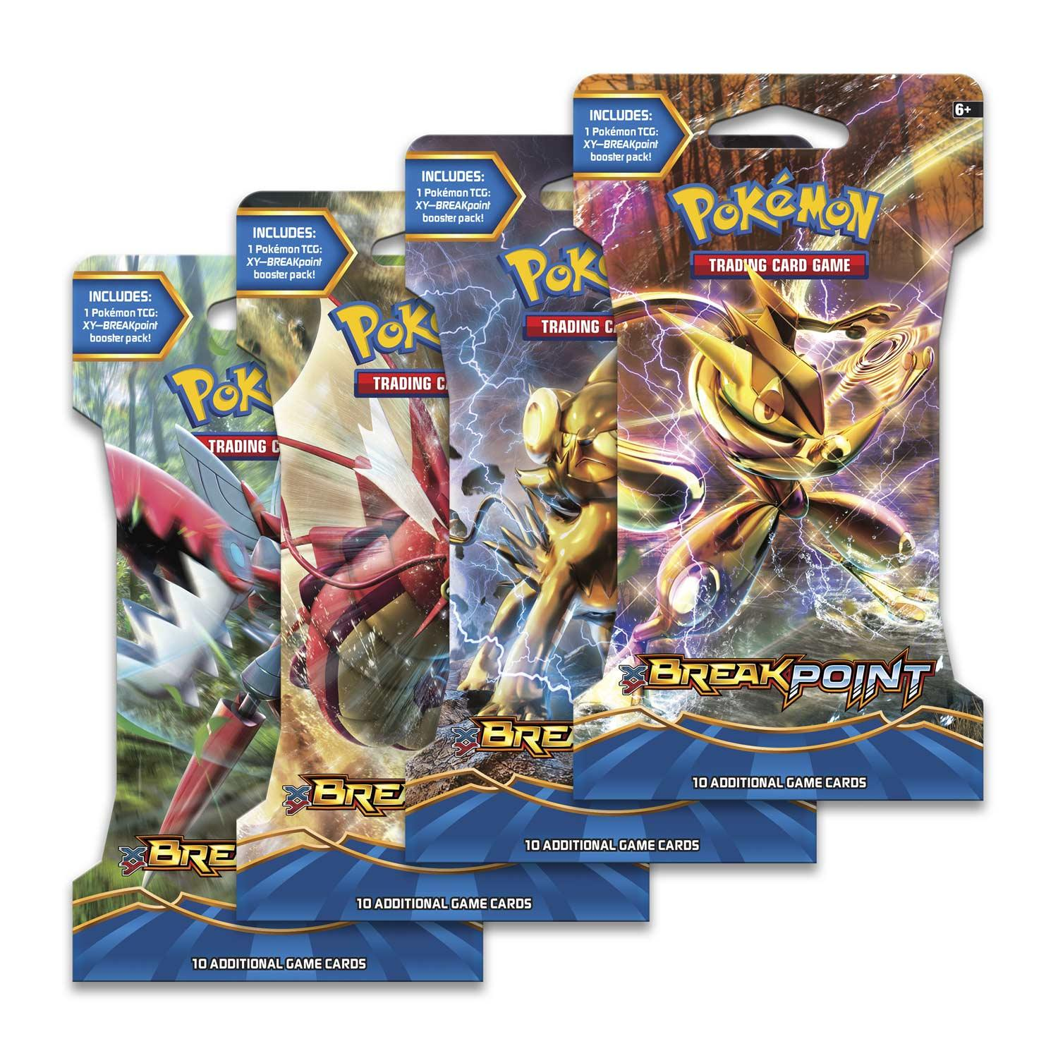 Pokemon - BREAKpoint Booster Pack