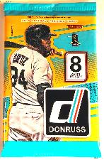 Panini Donruss - Pack of Baseball Trading Cards 2016