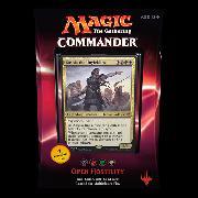 MTG Magic The Gathering Commander 2016 100-Card Deck: Open Hostility