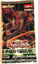 Yu-Gi-Oh! - Invasion: Vengeance Booster Pack