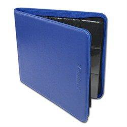 BCW Gaming Z-Folio 12-Pocket LX Album for 480 Cards in Blue