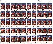 1987 Delaware Statehood 22 Cent US Postage Stamp MNH Sheet of 50 Scott #2336