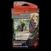 MTG Aether Revolt: Magic the Gathering Planeswalker Deck: Ajani, Valiant Protector