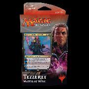 MTG Aether Revolt: Magic the Gathering Planeswalker Deck: Tezzeret, Master of Metal