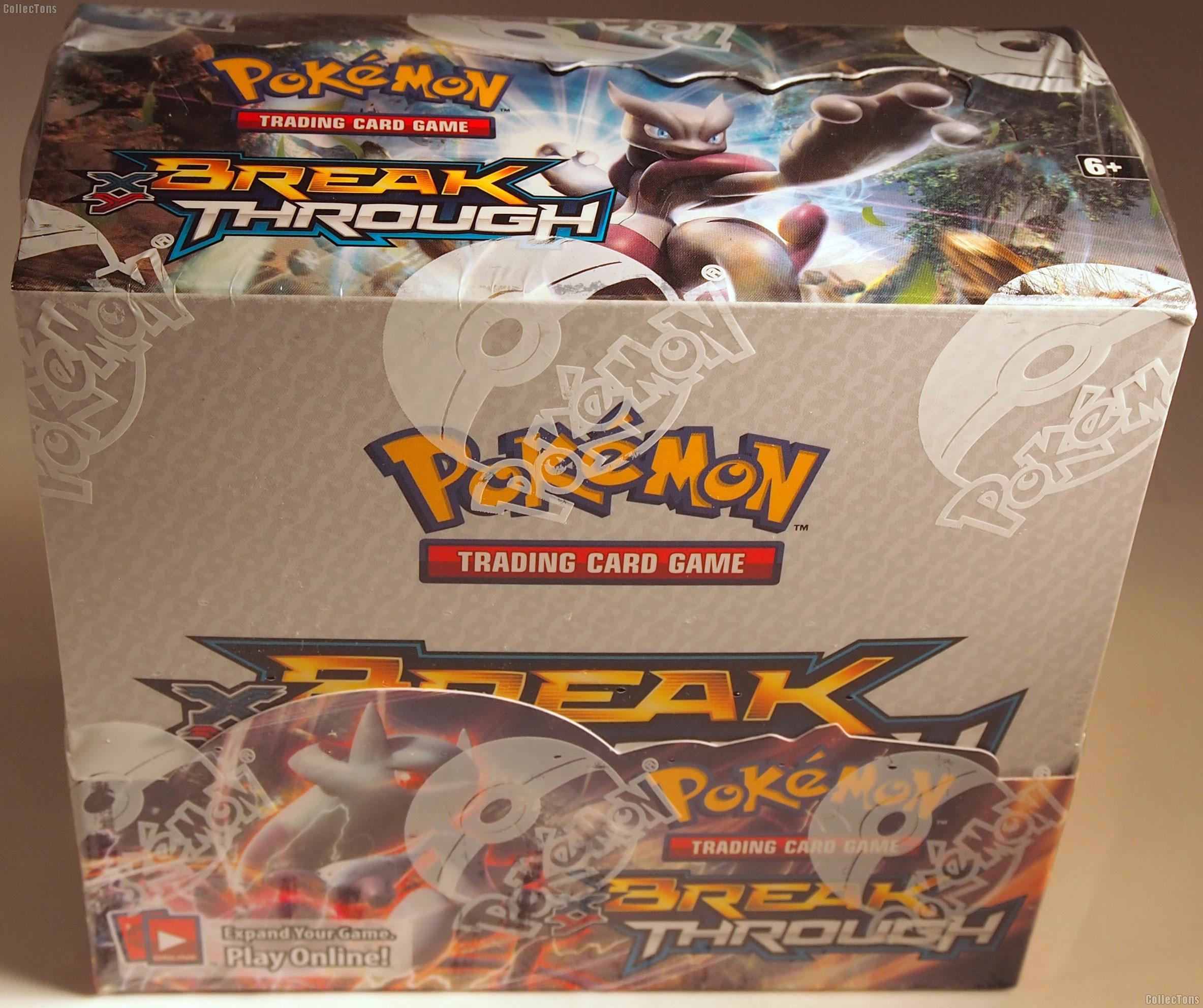 Pokemon - BREAKthrough Booster Box