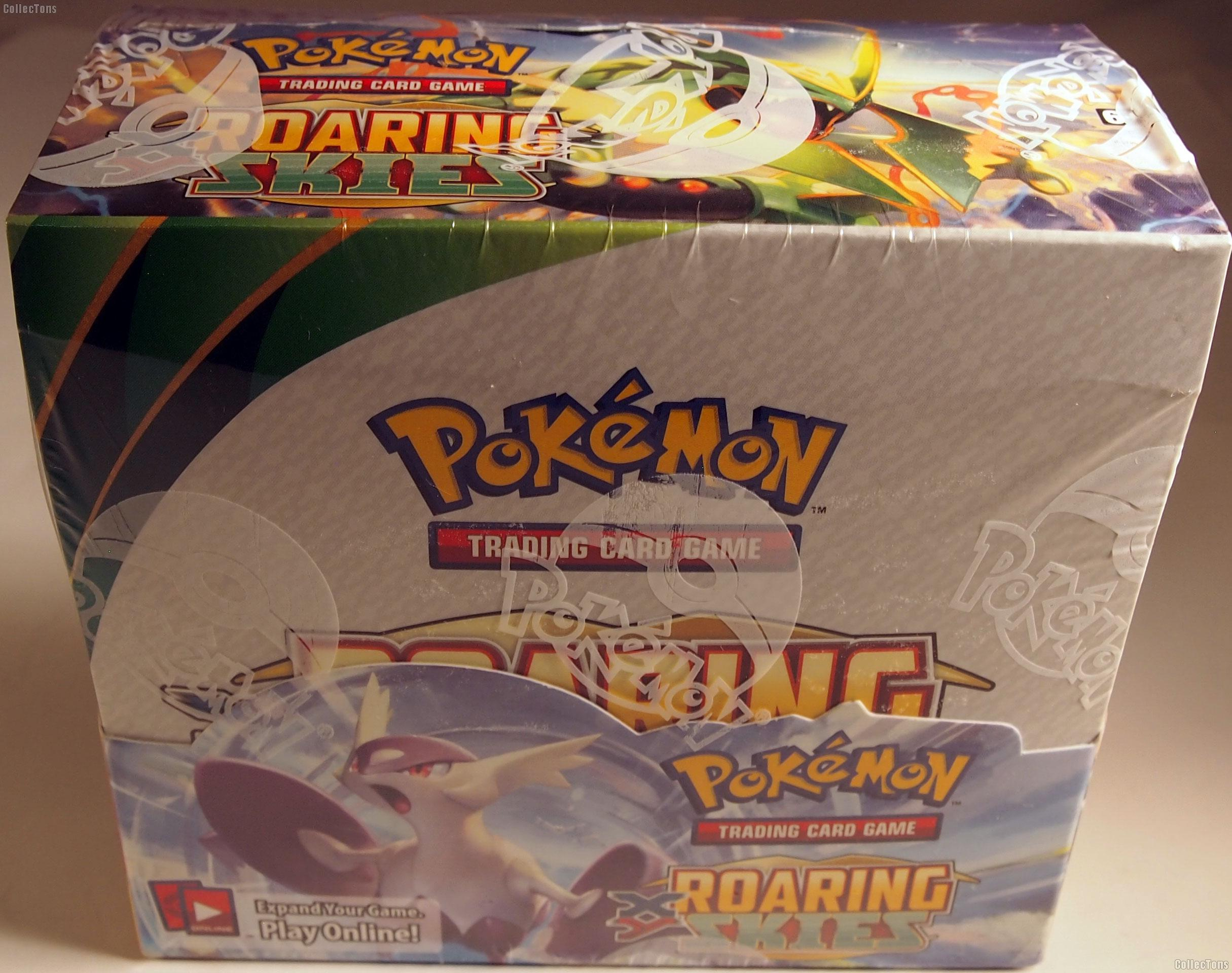 Pokemon - Roaring Skies Booster Box