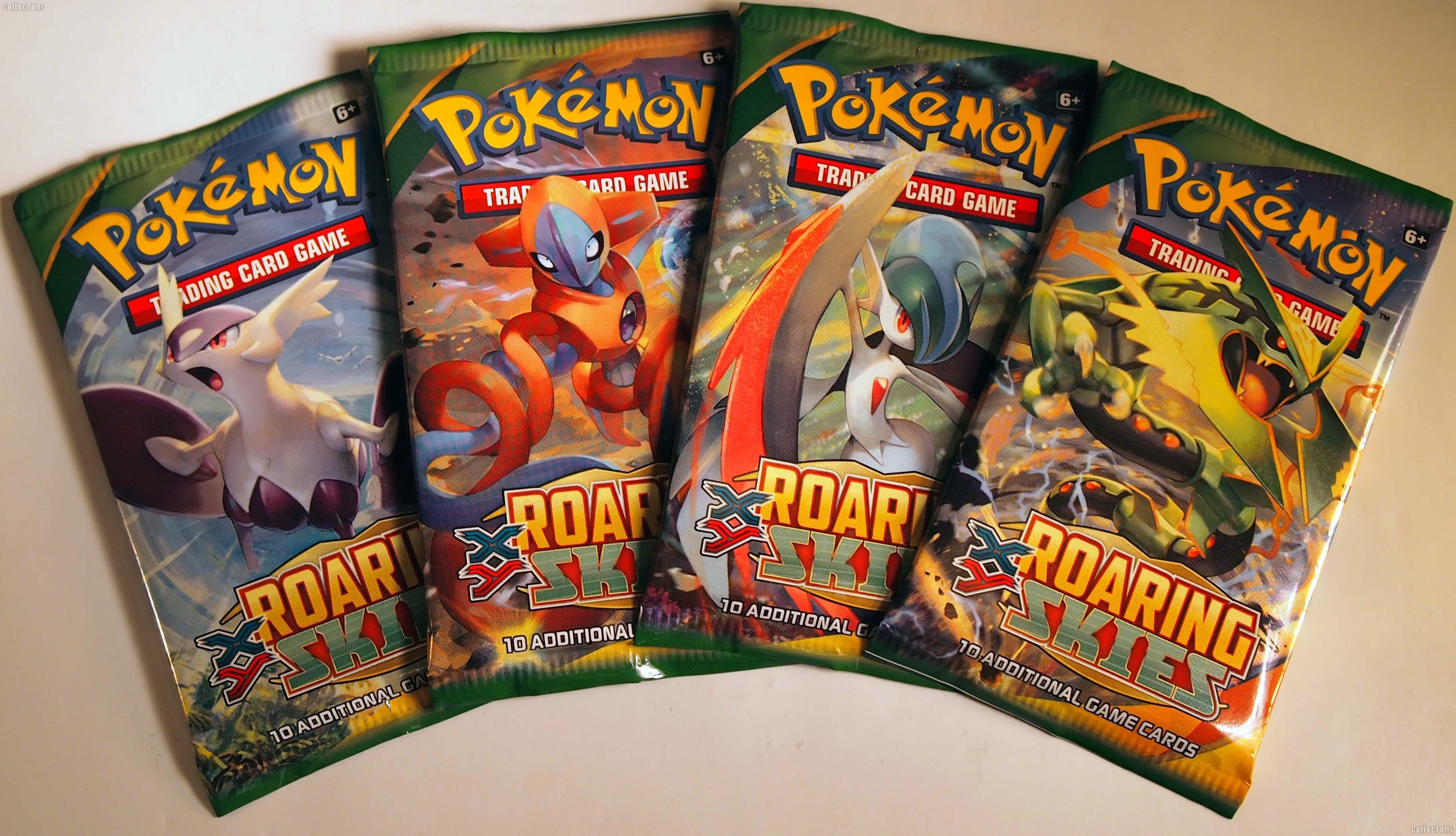 Pokemon - Roaring Skies Booster Pack