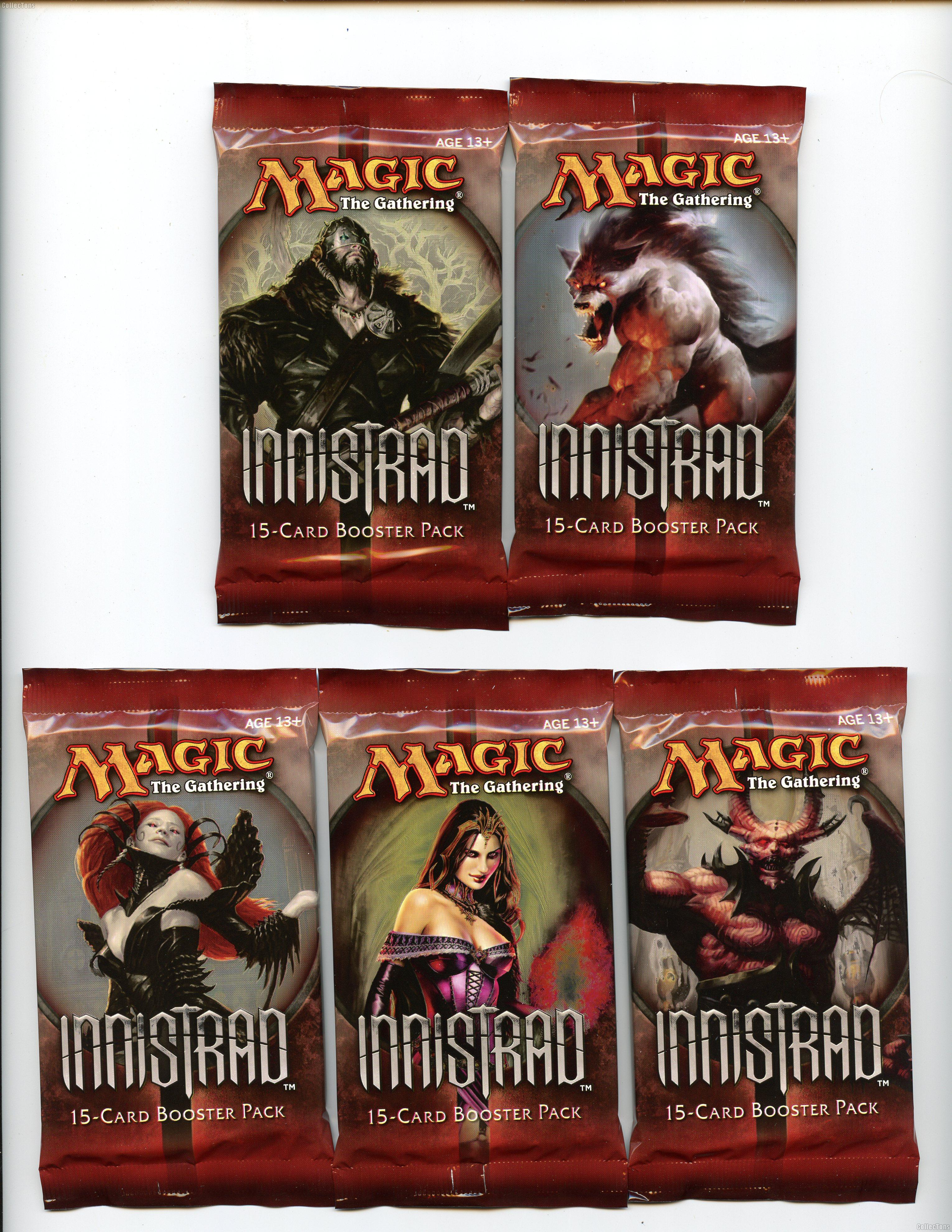 MTG Innistrad - Magic the Gathering Booster Pack