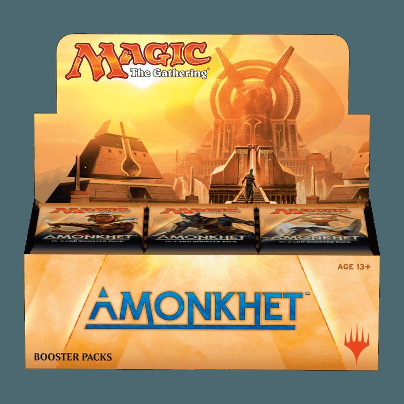 MTG Amonkhet - Magic the Gathering Booster Factory Sealed Box