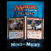 MTG Mind vs. Might - Magic the Gathering Duel Decks Factory Sealed Box