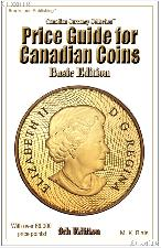 Price Guide for Canadian Coins Basic Edition 9th by M.K. Blais