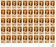 1983 Joseph Priestley 20 Cent US Postage Stamp MNH Sheet of 50 Scott #2038