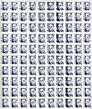 1985 Father Flanagan 4 Cent US Postage Stamp MNH Sheet of 100 Scott #2171